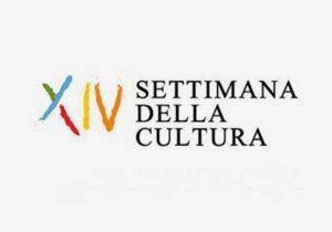 logo settimana della cultura