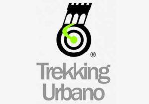 logo trekking urbano