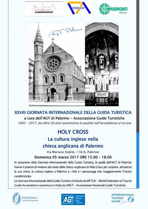 Locandina Holy Cross