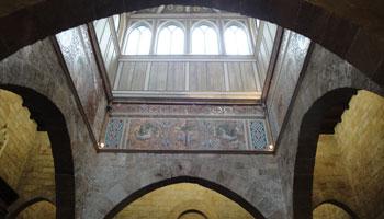 Tetto Palazzo dei Normanni