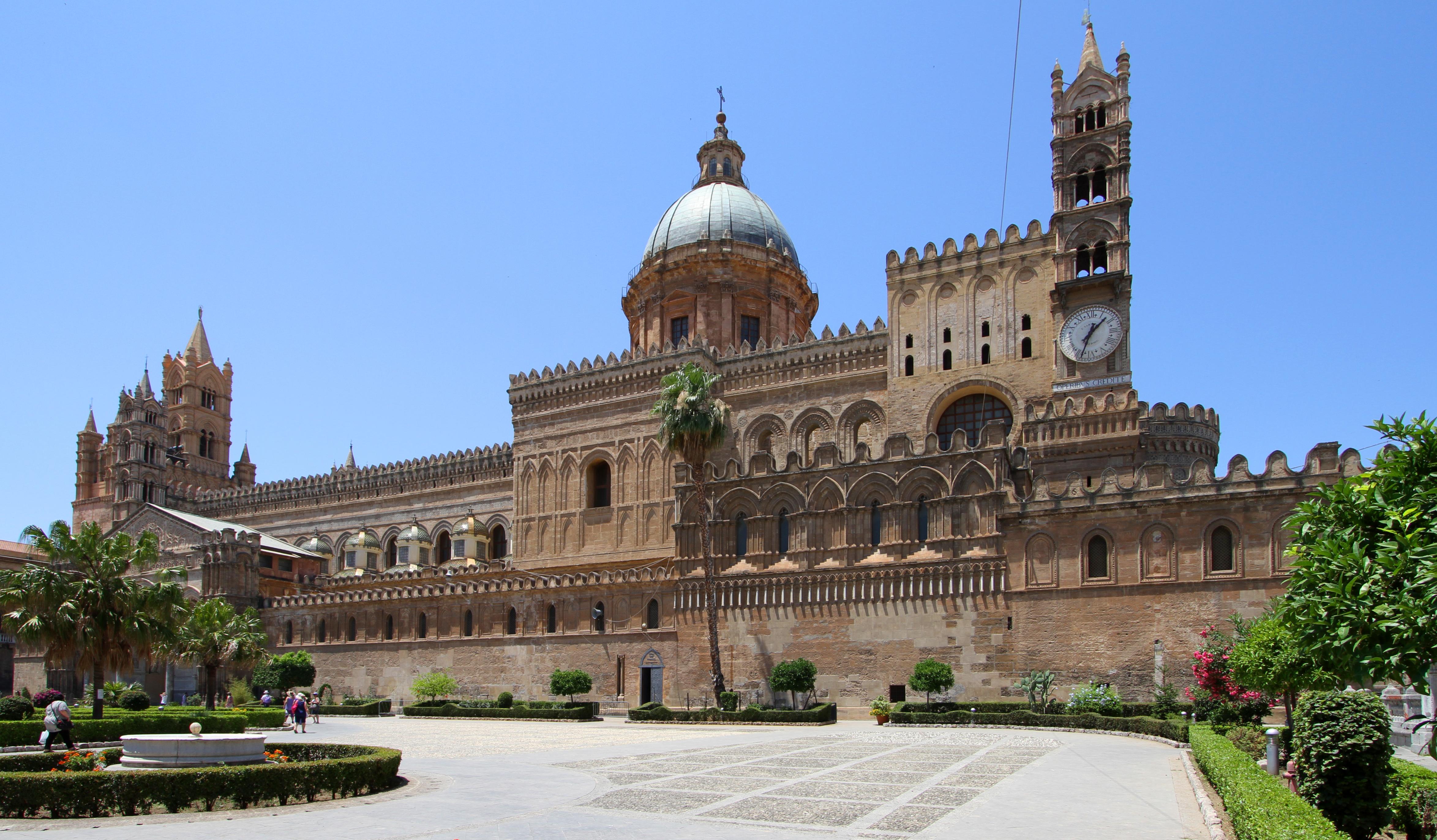 cattedrale di palermo - centro storico - agt palermo guide