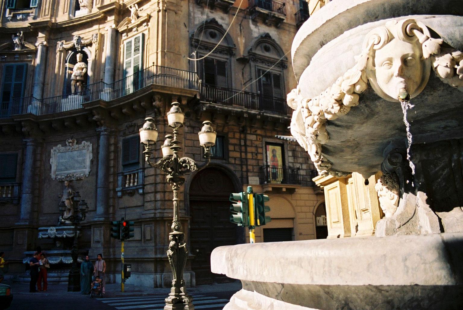 I Quattro Canti o Piazza Villena